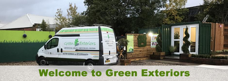 Green Exteriors Artificial Grass Supplier And Installers